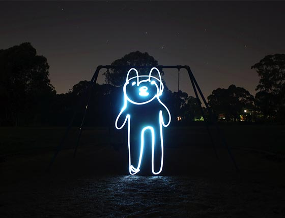 Light Paint